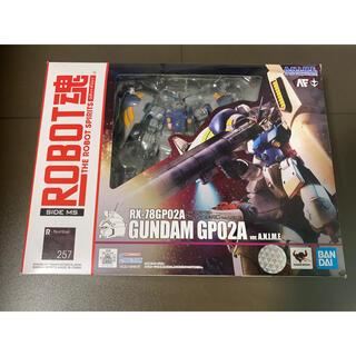 BANDAI - ROBOT魂 ロボット魂 ガンダム試作2号機 GP02