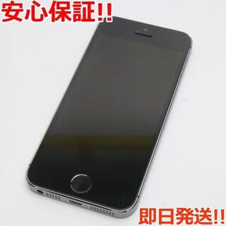 アイフォーン(iPhone)の美品 判定○ iPhone5s 16GB グレー ブラック(スマートフォン本体)