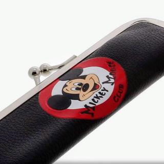 ディズニー(Disney)の【新品未使用】 Disney ディズニー 印鑑ケース(ブラック)(印鑑/スタンプ/朱肉)