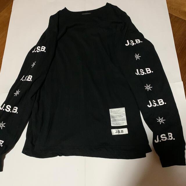 三代目 J Soul Brothers(サンダイメジェイソウルブラザーズ)のJSB ロンt 長袖 ロングtシャツ 三代目  メンズのトップス(Tシャツ/カットソー(七分/長袖))の商品写真