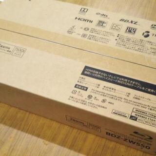 SONY BDZ-ZW550(DVDプレーヤー)