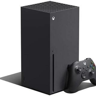 エックスボックス(Xbox)のやーとし様専用 Microsoft Xbox Series X 二台セット(家庭用ゲーム機本体)