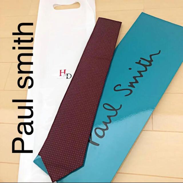 Paul Smith(ポールスミス)のネクタイ メンズのファッション小物(ネクタイ)の商品写真