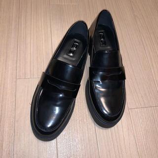 フォーエバートゥエンティーワン(FOREVER 21)のForever21  ローファー 26cm(ローファー/革靴)