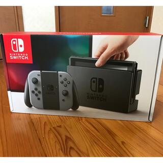 Nintendo Switch - Nintendo Switch 本体 グレー