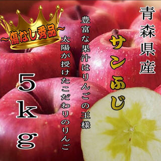 青森産  北斗 リンゴ 家庭用  5kg  農家直送送料無料