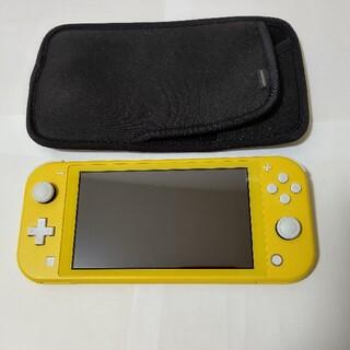 Nintendo Switch - Nintendo Switch Lite イエロー 任天堂 スイッチ ライト