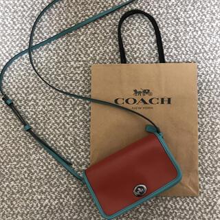 COACH - コーチ ミニショルダーバッグ