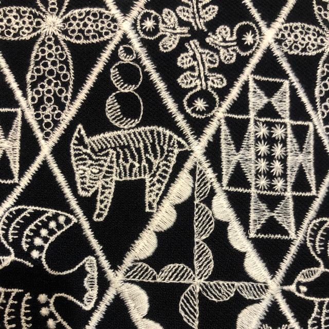 mina perhonen(ミナペルホネン)のミナペルホネン シンフォニー パニーニバッグ レディースのバッグ(ハンドバッグ)の商品写真