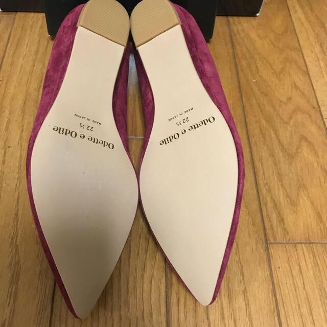 Odette e Odile(オデットエオディール)のodette e odile新品🎶 レディースの靴/シューズ(ハイヒール/パンプス)の商品写真