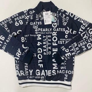 PEARLY GATES - 新品 パーリーゲイツ スニード ブルゾン グラフィックロゴ 5  L