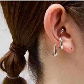 イエナ(IENA)のSALE!nuance ear cuffs-silver-(イヤーカフ)