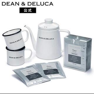 ディーンアンドデルーカ(DEAN & DELUCA)のkirakira様専用DEAN&DELUCA ケトルカップコーヒー ギフトセット(食器)