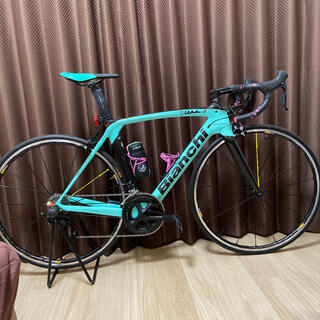 ビアンキ(Bianchi)のBianchi オルトレxr3(自転車本体)