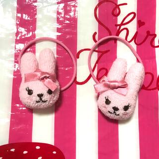 Shirley Temple - シャーリーテンプル ☆うさぎ ポニー ピンク