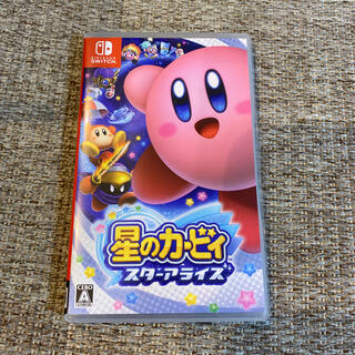 Nintendo Switch - 【匿名配送】 星のカービィ スターアライズ Switch