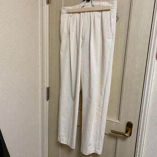 SUNSEA - stein シュタイン Wide Tapered Trousers −品番
