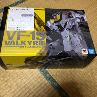 マクロス(macros)のDX超合金 初回限定版VF-1S バルキリー ロイ・フォッカースペシャル(模型/プラモデル)