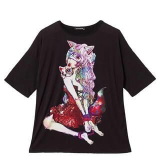 アンコロック(ankoROCK)の稲荷兄弟 凌 アンコロック(Tシャツ(半袖/袖なし))