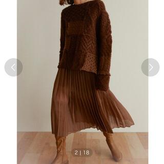snidel - 美品♡SNIDEL♡プリーツスカート