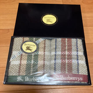 BURBERRY - Burberry towel and bury linen
