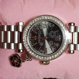 クレイサス(CLATHAS)の最終価格★新品★クリスマスプレゼントに★クレイサス★時計★カメリア★キラキラ(腕時計)