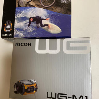 RICOH - アクションカメラ RICOH WG-M1