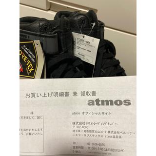 ナイキ(NIKE)のNike Air Force 1 Gore-Tex Boot Black Gum(スニーカー)