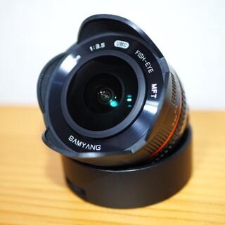 SAMYANG 魚眼 7.5mm F3.5 フィッシュアイ マイクロフォーサーズ