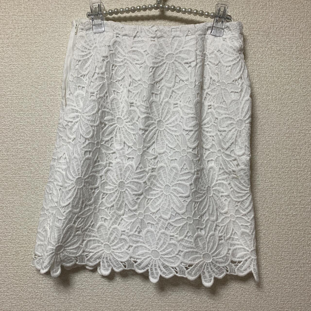PROPORTION BODY DRESSING(プロポーションボディドレッシング)のプロポーション♡レーススカート レディースのスカート(ひざ丈スカート)の商品写真