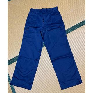シマムラ(しまむら)の紺綿パンツ(ワークパンツ/カーゴパンツ)