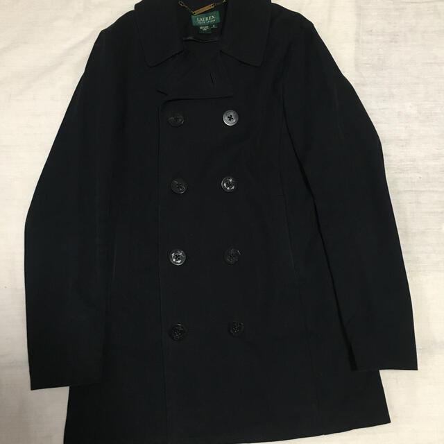 Ralph Lauren(ラルフローレン)のヴィンテージ  90's RALPH LAUREN Pコート ピーコート レディースのジャケット/アウター(ピーコート)の商品写真