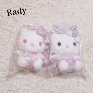Rady - Rady×Hello Kitty ぬいぐるみセット