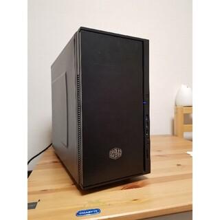 自作コンパクトゲーミングPC Core i7 4770 GTX1060