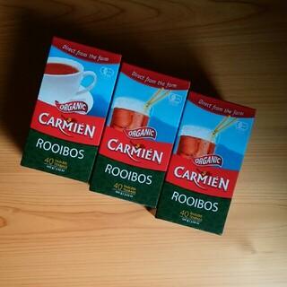 コストコ(コストコ)の箱のまま発送 オーガニック ルイボスティー 3箱 コストコ(茶)