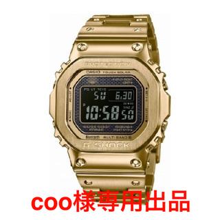 G-SHOCK - カシオ G-SHOCK GMW-B5000GD-9JF フルメタル ゴールド