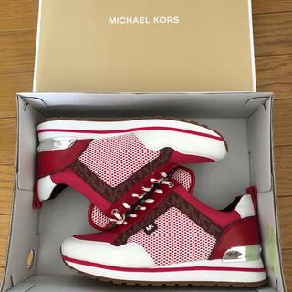 マイケルコース(Michael Kors)のマイケルコース(MICHAEL KORS)スニーカー 新品(スニーカー)