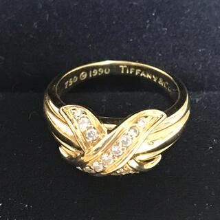 Tiffany & Co. - ティファニー ダイヤモンドリング