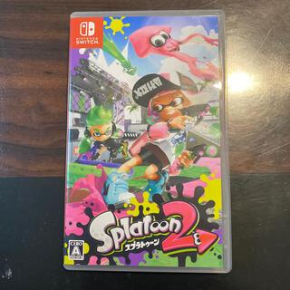 Nintendo Switch - スプラトゥーン2 Switch  美品