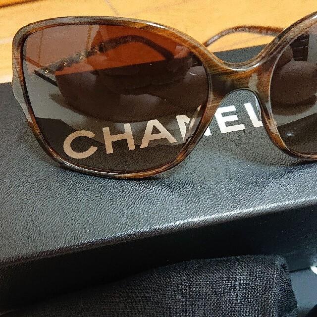 CHANEL(シャネル)のシャネルCHANEL サングラス レディースのファッション小物(サングラス/メガネ)の商品写真
