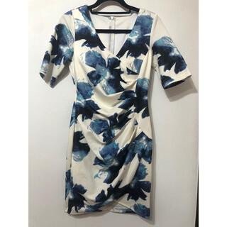 dazzy store - タイトドレス ミニドレス ドレス ワンピース 花柄ドレス