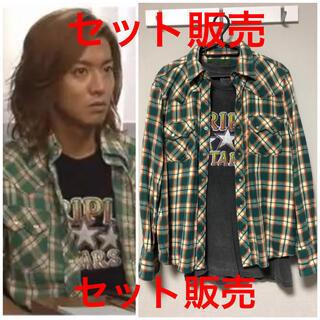 TMT - 激レアセット販売✨キムタク着用 tmt シャツ&Tシャツ セット