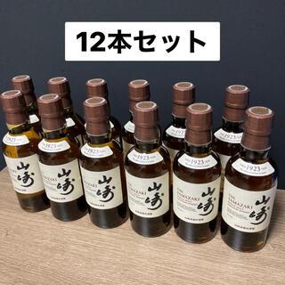 サントリー - 【新品未開封】山崎NV  180ml   12本
