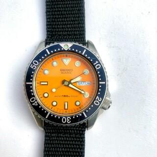 セイコー(SEIKO)の希少80年代SEIKO セイコー 6458-600A(腕時計(デジタル))
