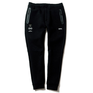 FCRB 20SS SWEAT TRAINING PANTS BLACK S