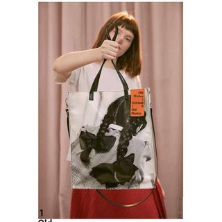 アンユーズド(UNUSED)の[新品] film photo tote bag    #No.21(トートバッグ)