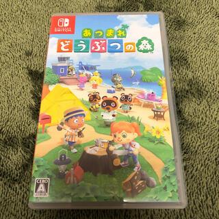 Nintendo Switch - switch どうぶつの森