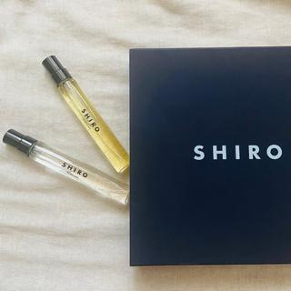 shiro - 【新品】SHIRO シロ 香水10ml スパイスオブライフ