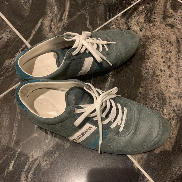 DOLCE&GABBANA(ドルチェアンドガッバーナ)のドルチェ&ガッバーナ スニーカー メンズの靴/シューズ(スニーカー)の商品写真