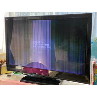 ミツビシデンキ(三菱電機)の46インチTV 三菱 REAL LCD-46BHR400(テレビ)
